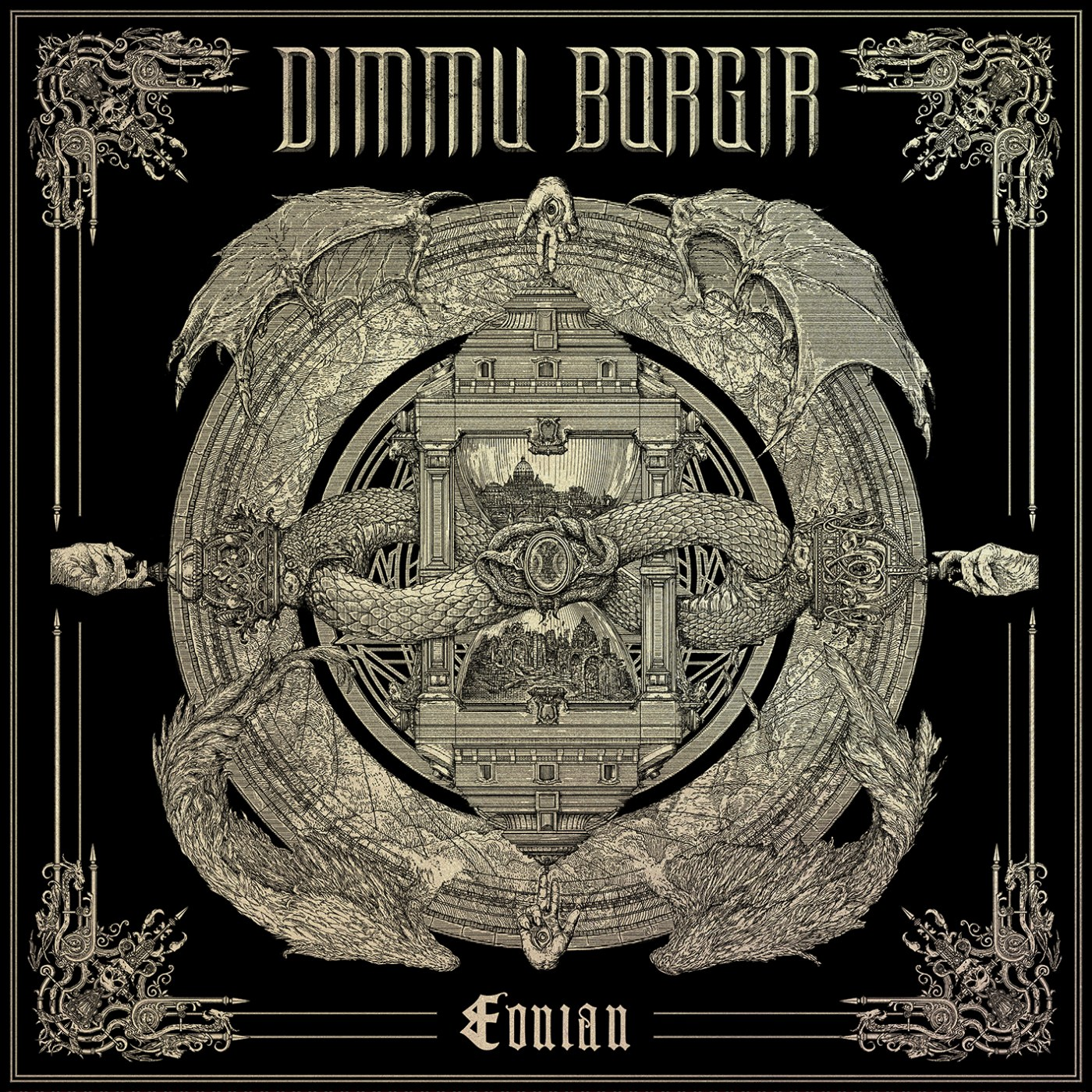 Review for Dimmu Borgir - Eonian