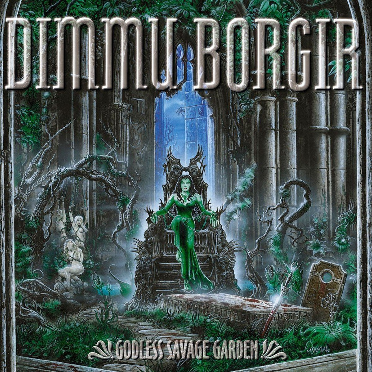 Review for Dimmu Borgir - Godless Savage Garden