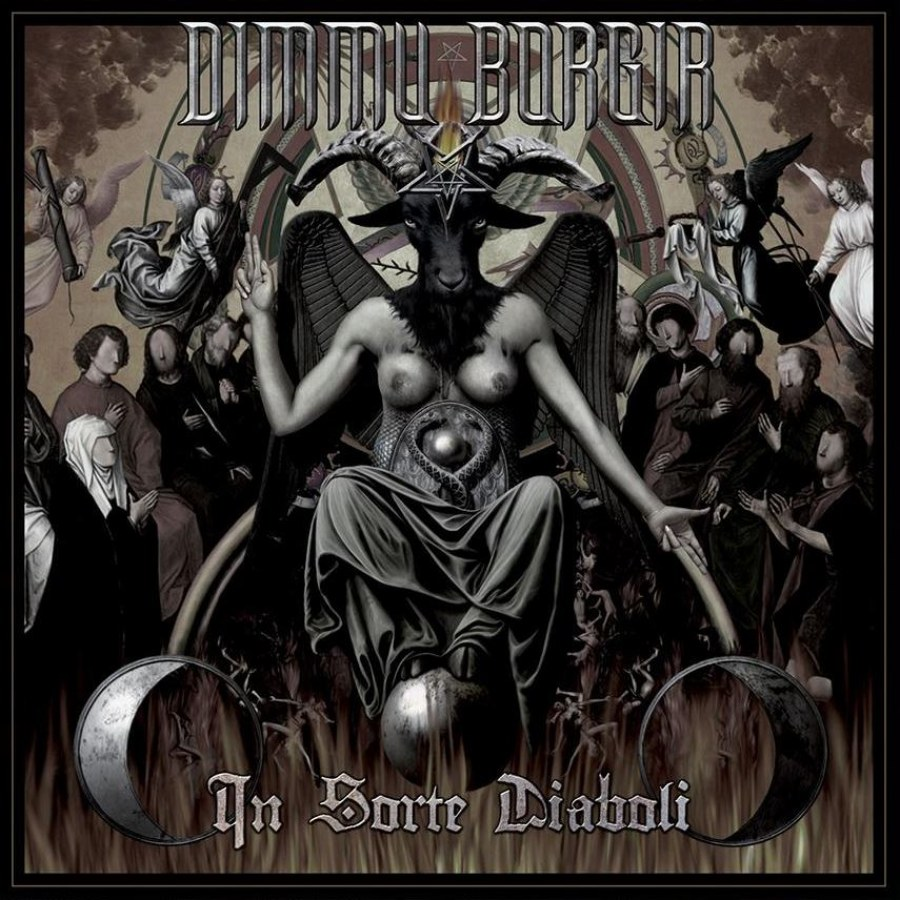 Review for Dimmu Borgir - In Sorte Diaboli
