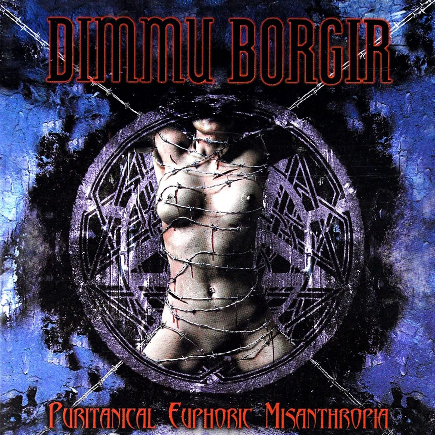 Review for Dimmu Borgir - Puritanical Euphoric Misanthropia