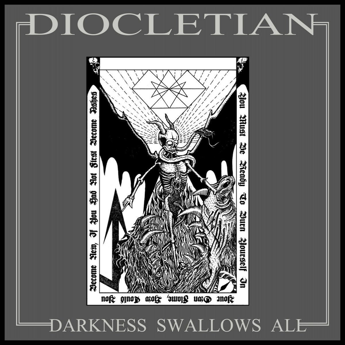Diocletian - Darkness Swallows All