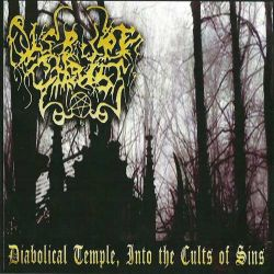 Disrupt Christ - Diabolical Temple, into the Cults of Sins