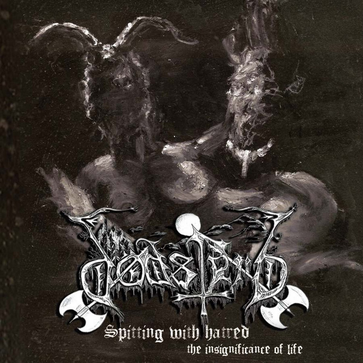 Review for Dødsferd - Spitting With Hatred the Insignificance of Life