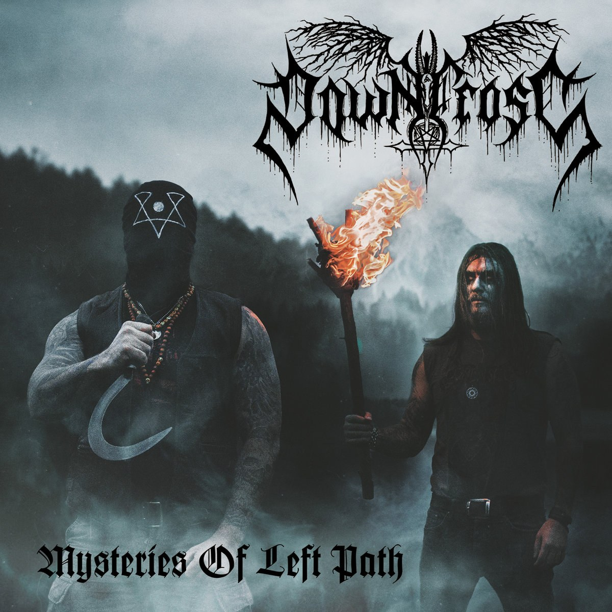 Review for Downcross - Mysteries of Left Path