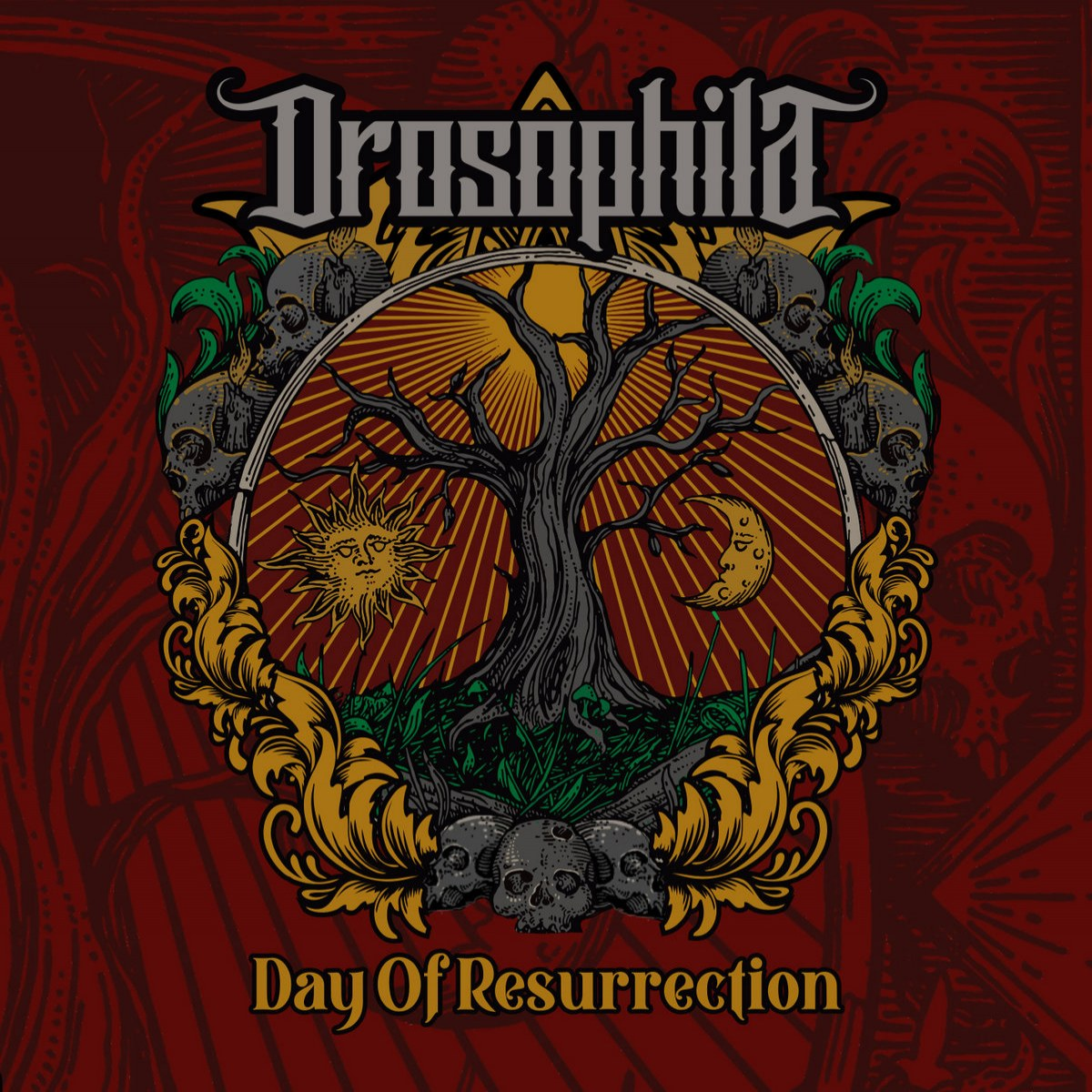 Review for Drosophila - Day of Resurrection