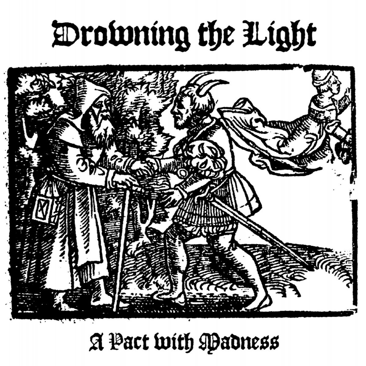 Review for Drowning the Light - A Pact With Madness