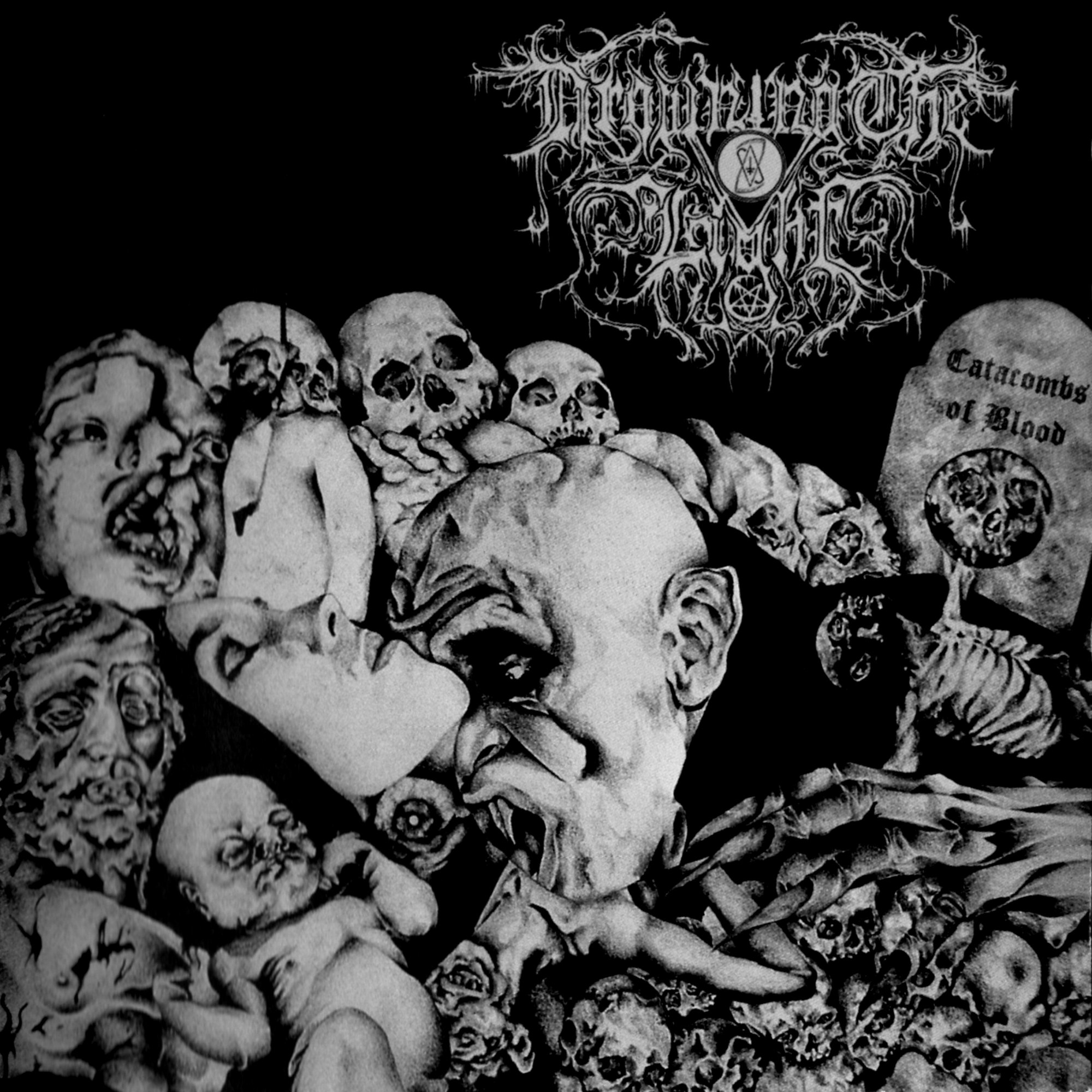 Review for Drowning the Light - Catacombs of Blood