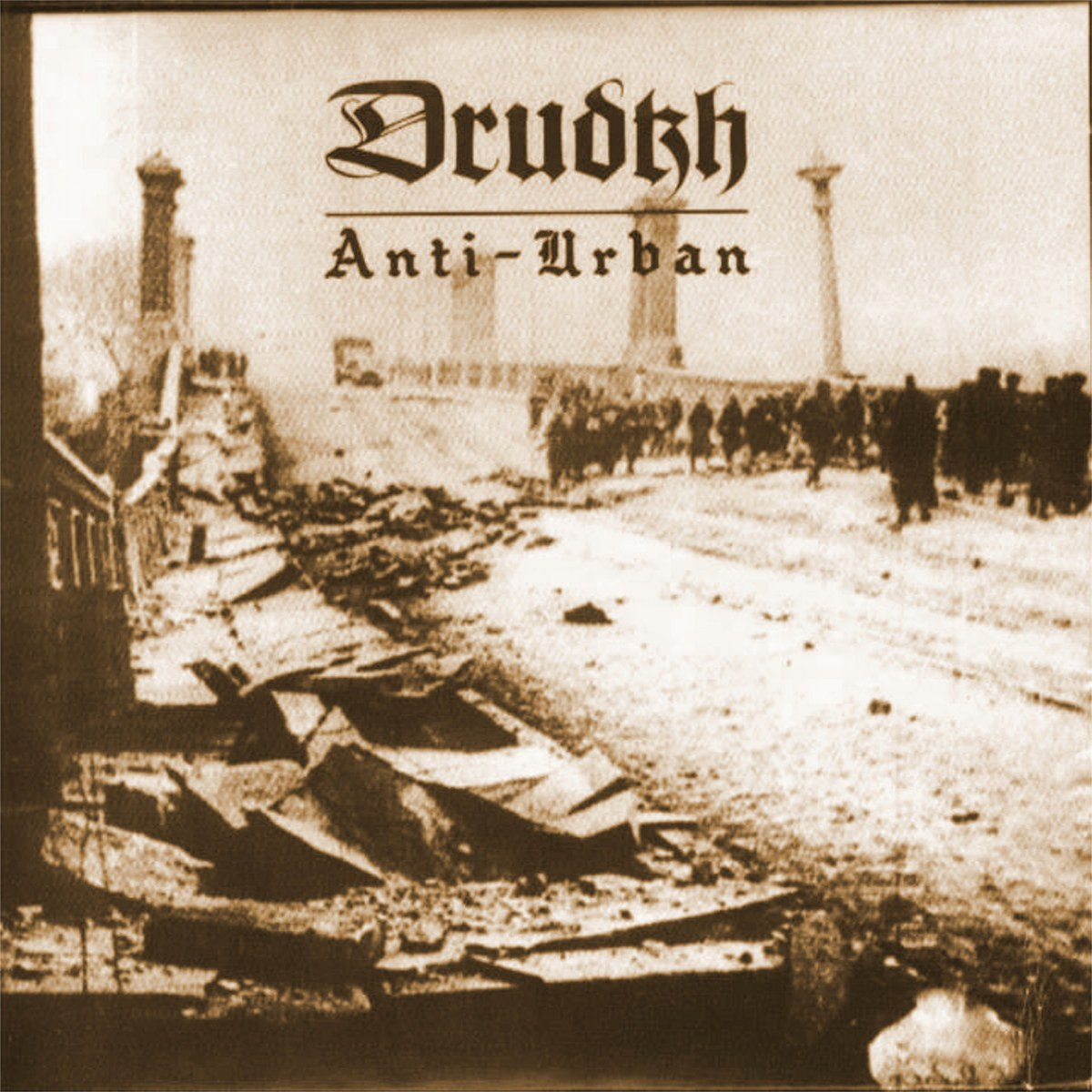 Review for Drudkh - Anti-Urban