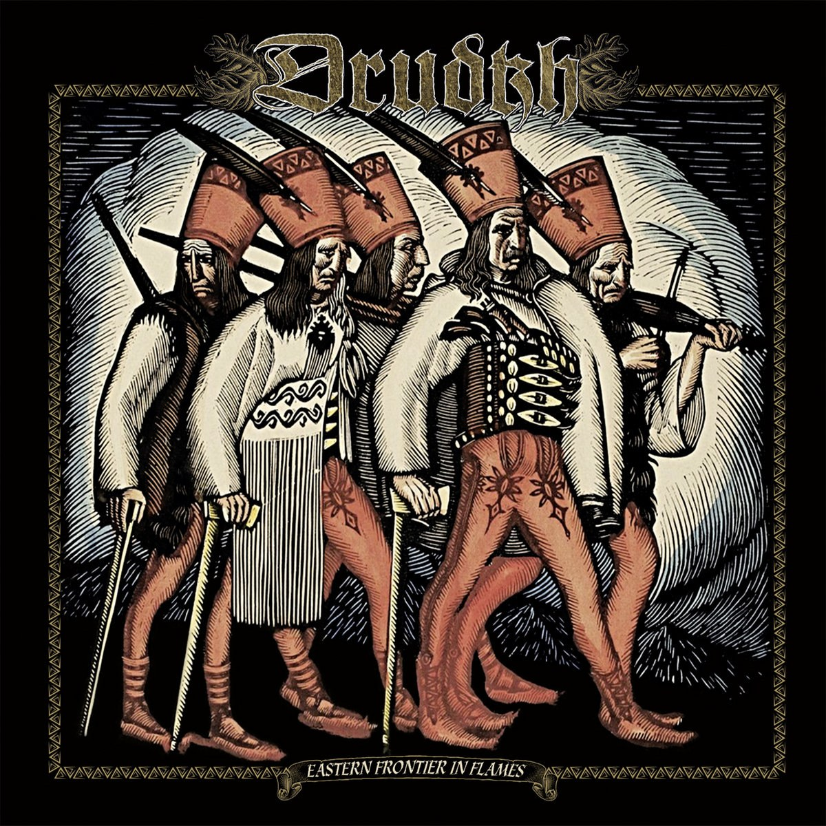 Review for Drudkh - Eastern Frontier in Flames
