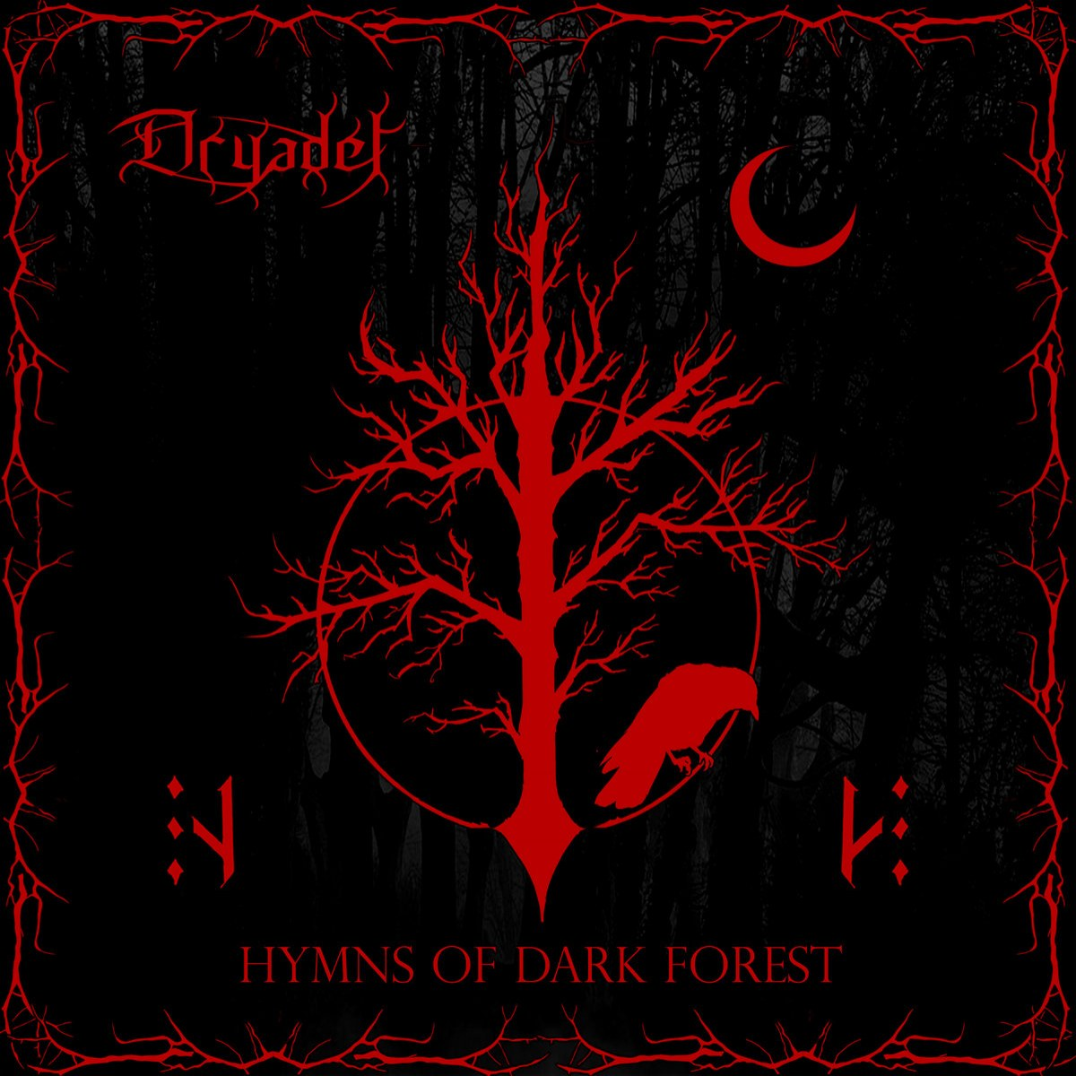 Reviews for Dryadel - Hymns of Dark Forest
