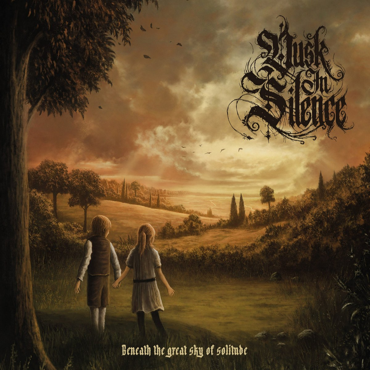 Reviews for Dusk in Silence - Beneath the Great Sky of Solitude