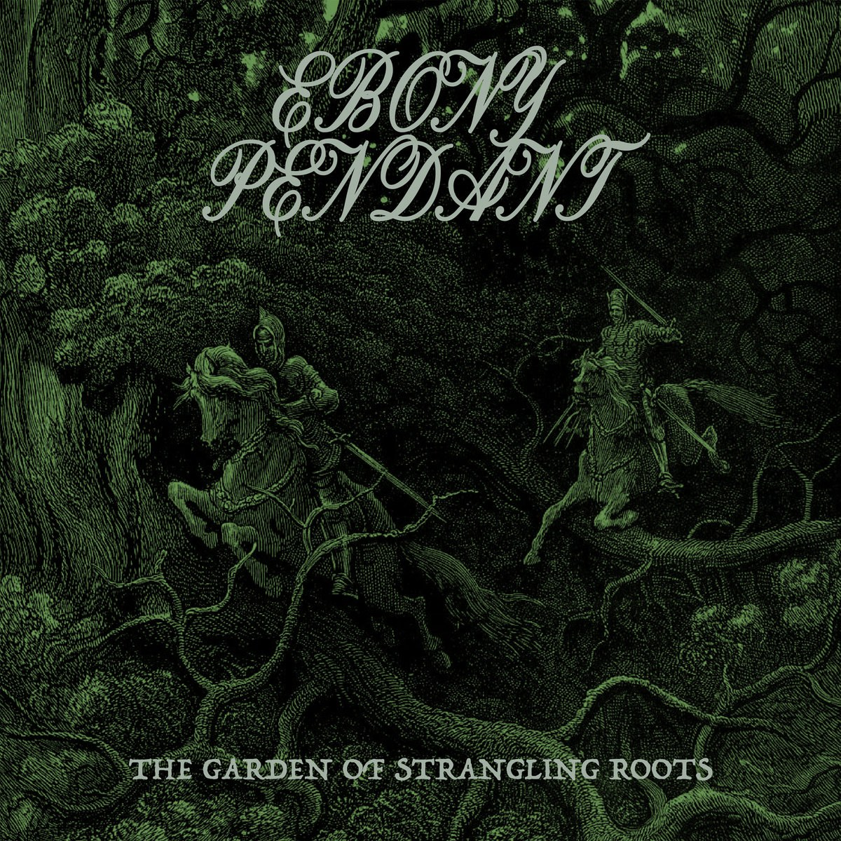 Reviews for Ebony Pendant - The Garden of Strangling Roots