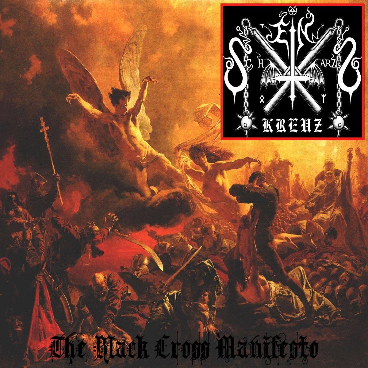 Reviews for Ein Schwarzes Kreuz - The Black Cross Manifesto