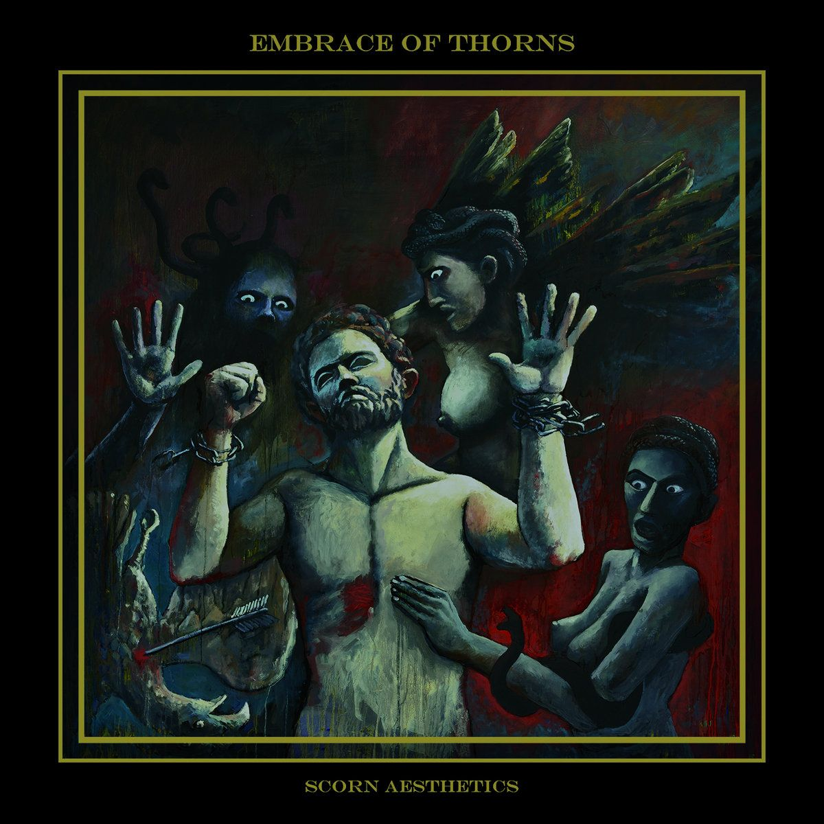 Embrace of Thorns - Scorn Aesthetics