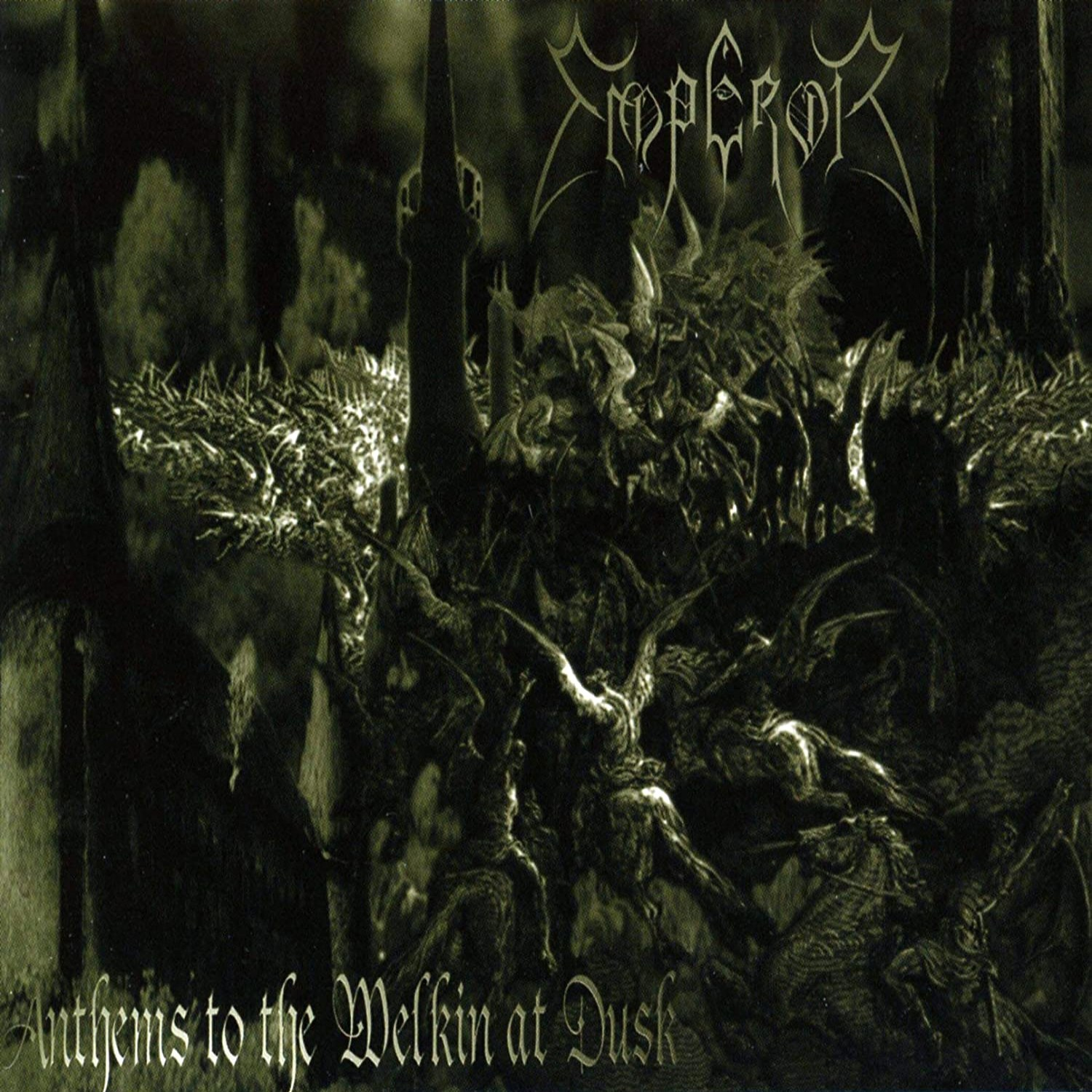 Review for Emperor - Anthems to the Welkin at Dusk