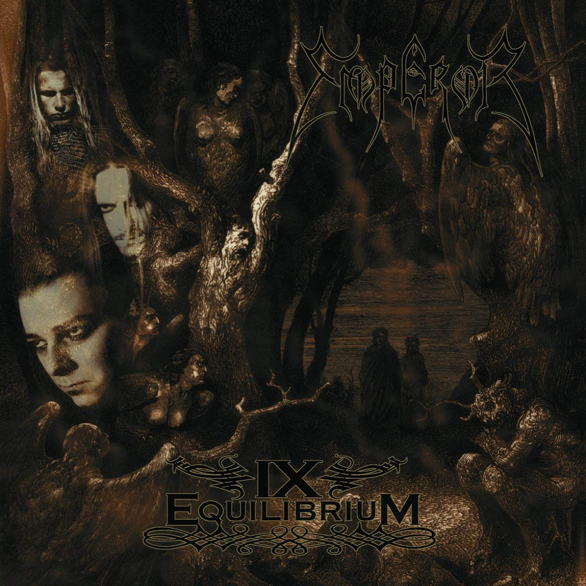 Review for Emperor - IX Equilibrium