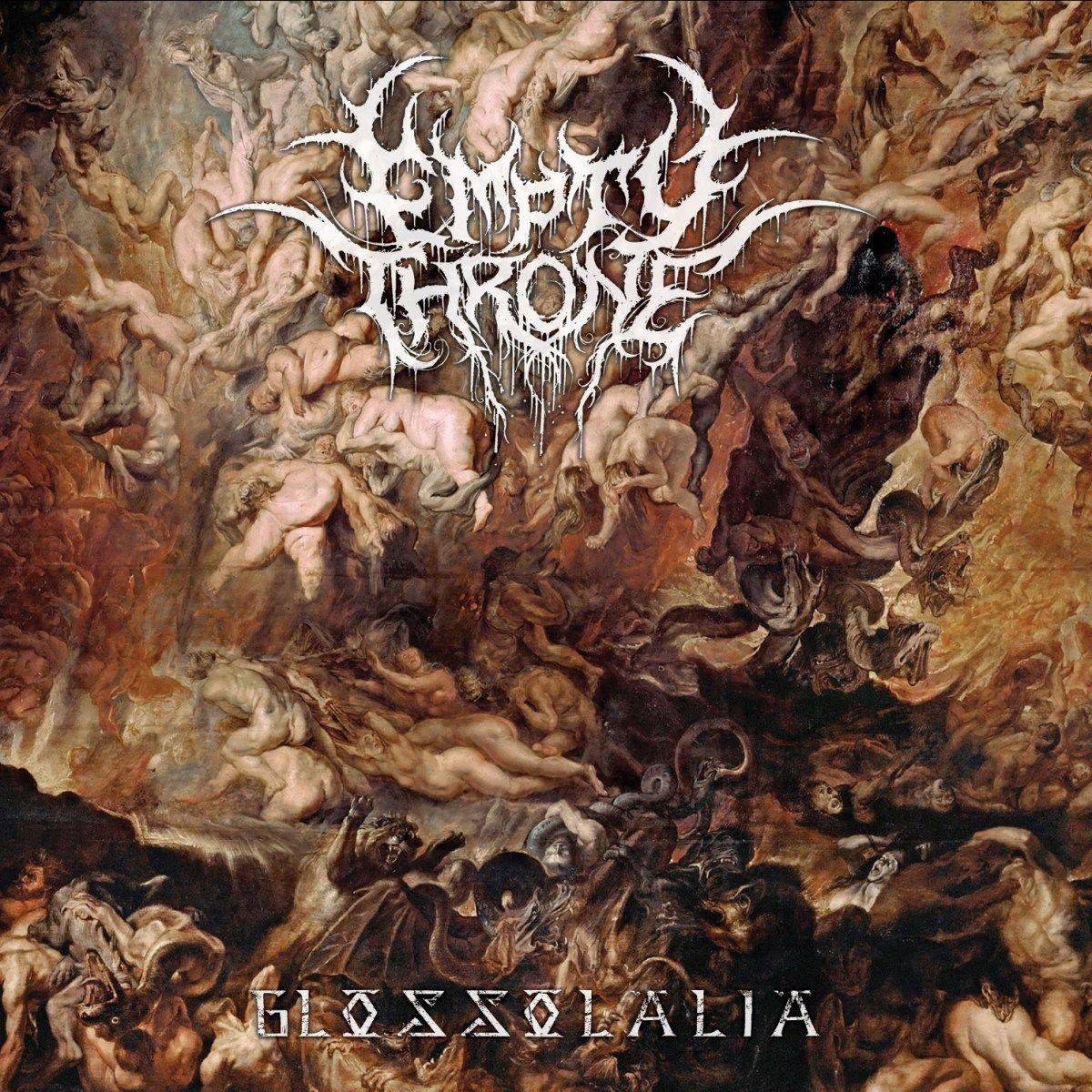 Reviews for Empty Throne - Glossolalia
