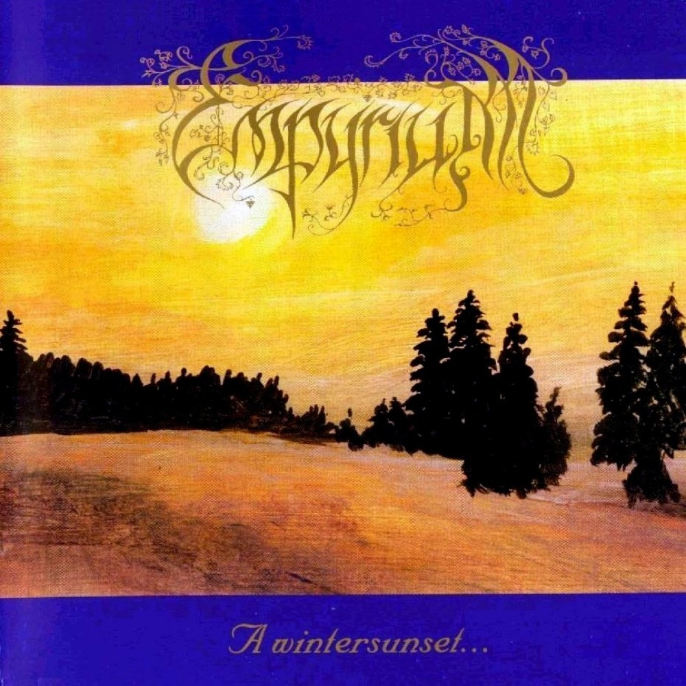 Review for Empyrium - A Wintersunset...
