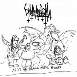 Enbilulugugal - Not a Black Metal Band