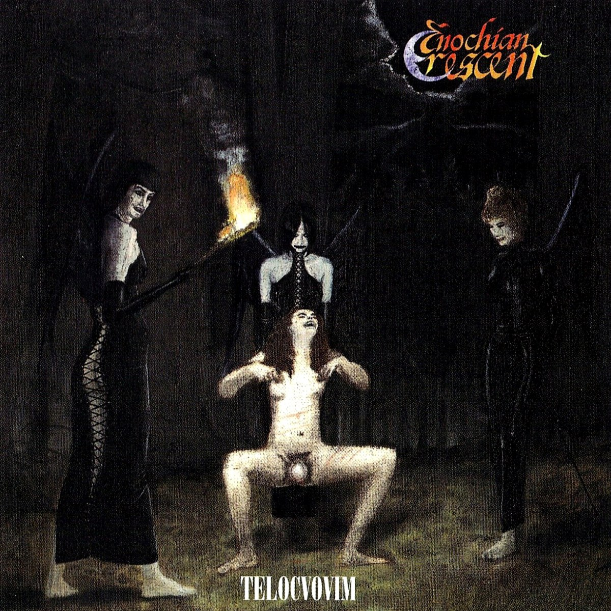 Enochian Crescent - Telocvovim