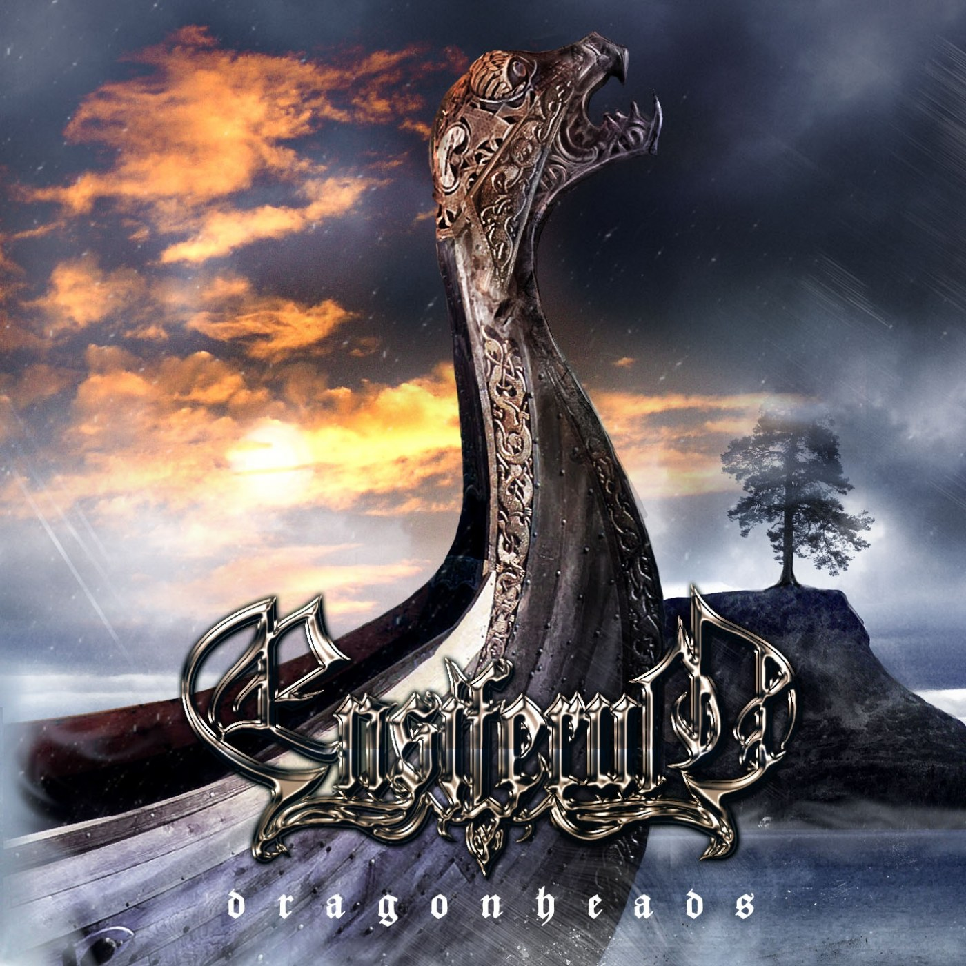 Review for Ensiferum - Dragonheads