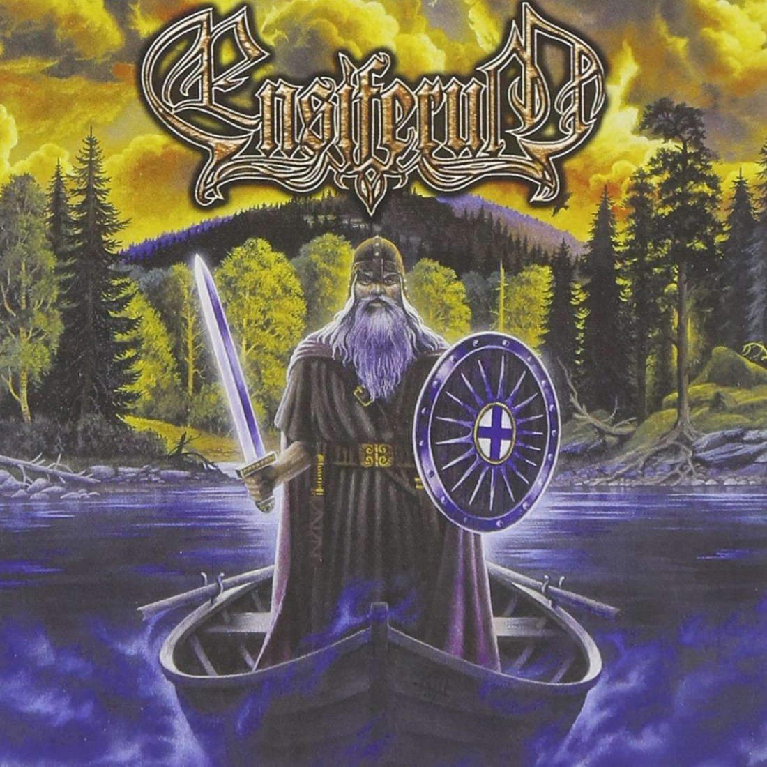 Review for Ensiferum - Ensiferum