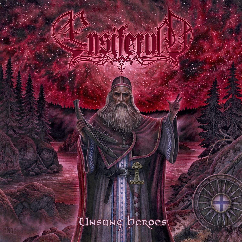 Review for Ensiferum - Unsung Heroes