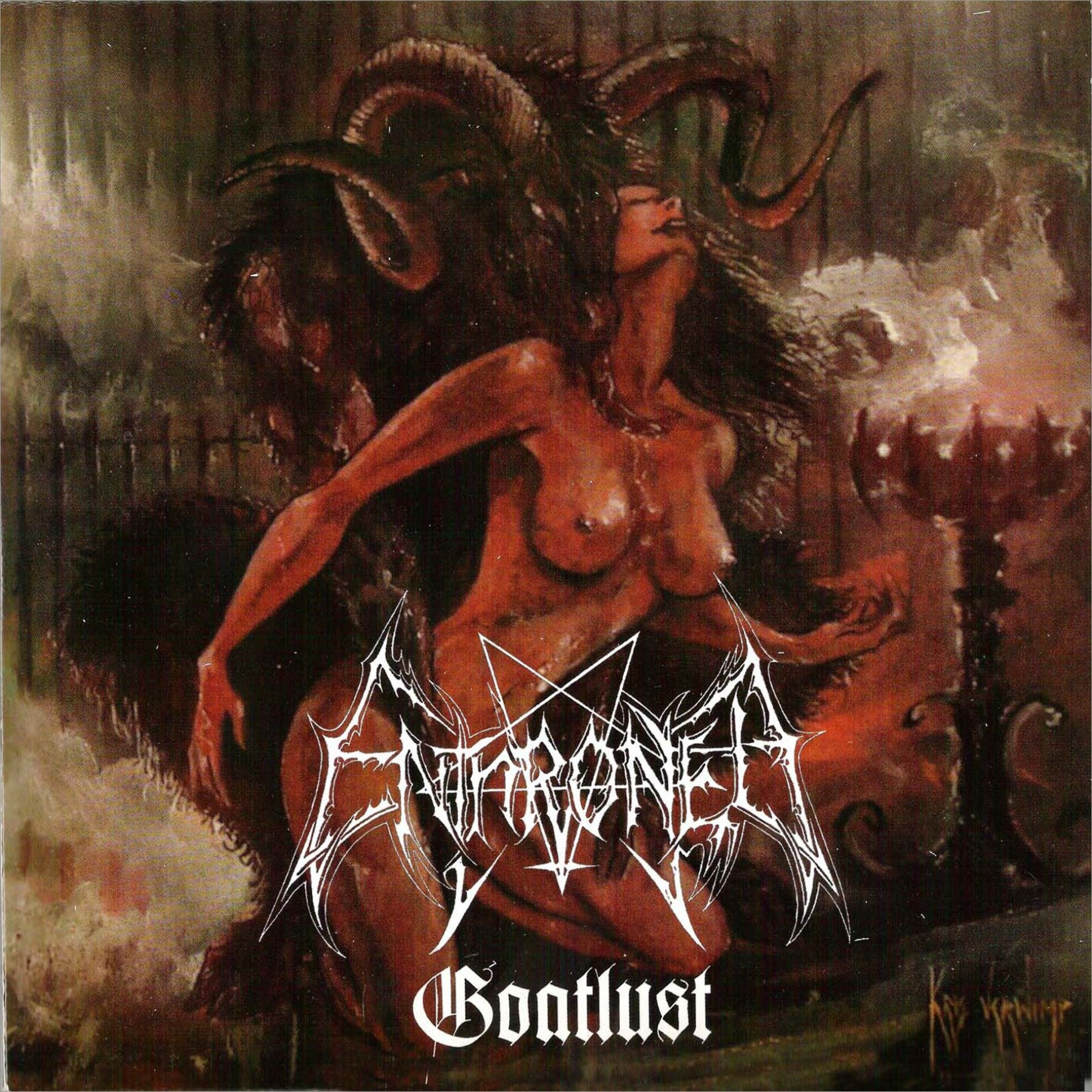 Enthroned - Goatlust