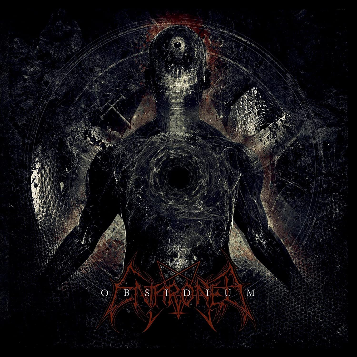 Review for Enthroned - Obsidium