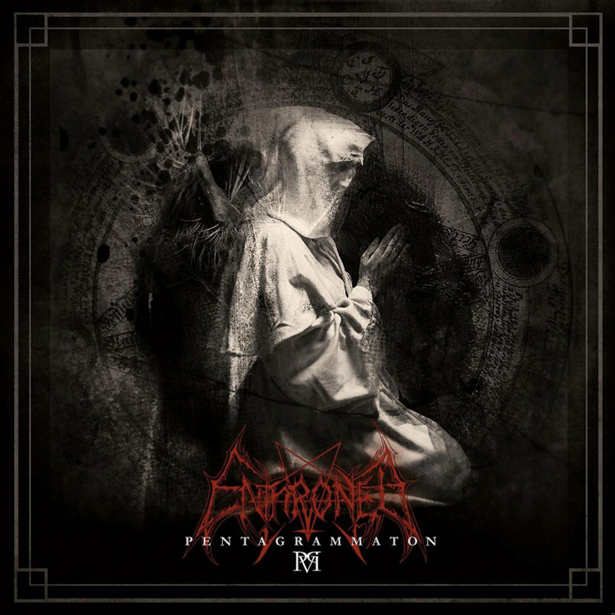 Review for Enthroned - Pentagrammaton