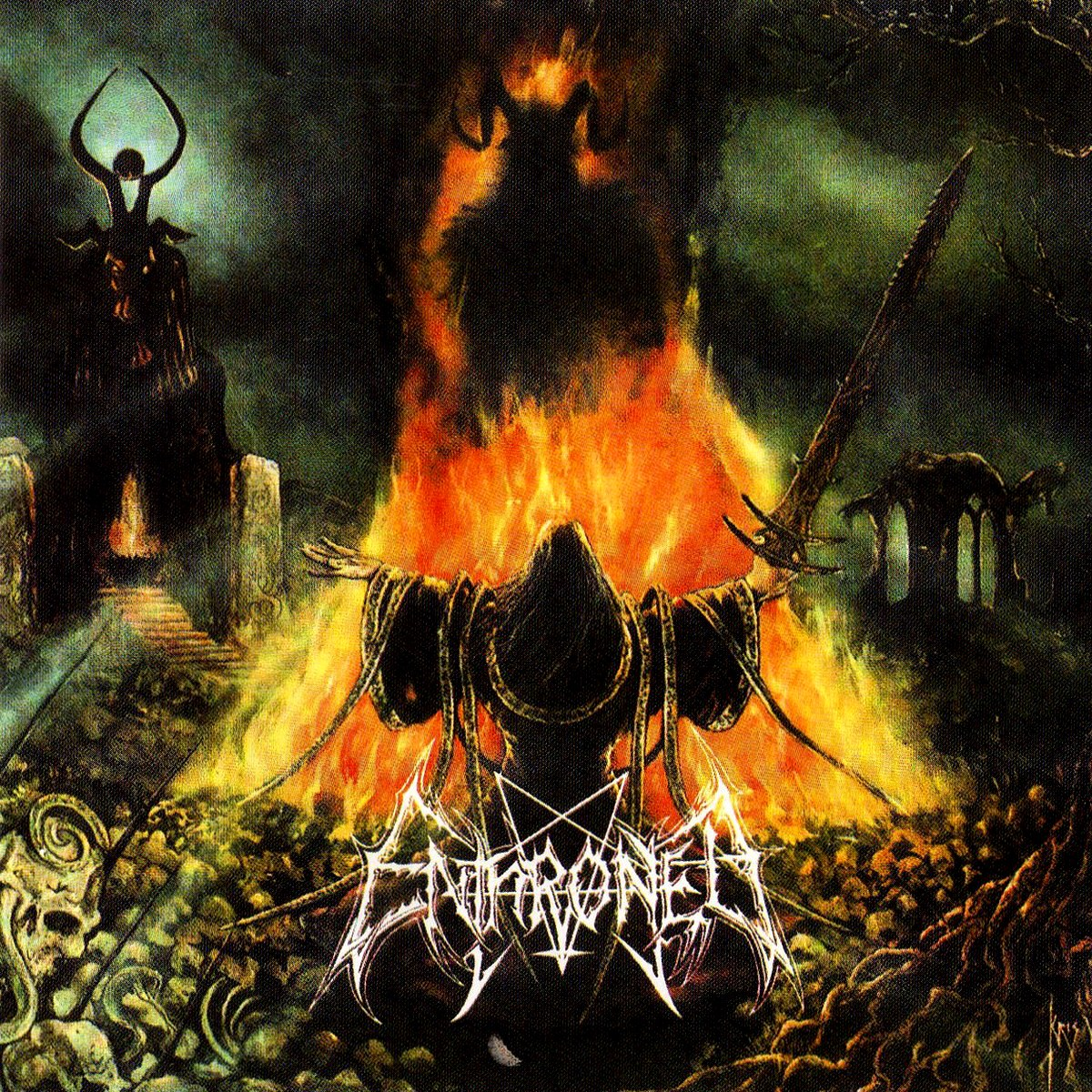 Review for Enthroned - Prophecies of Pagan Fire