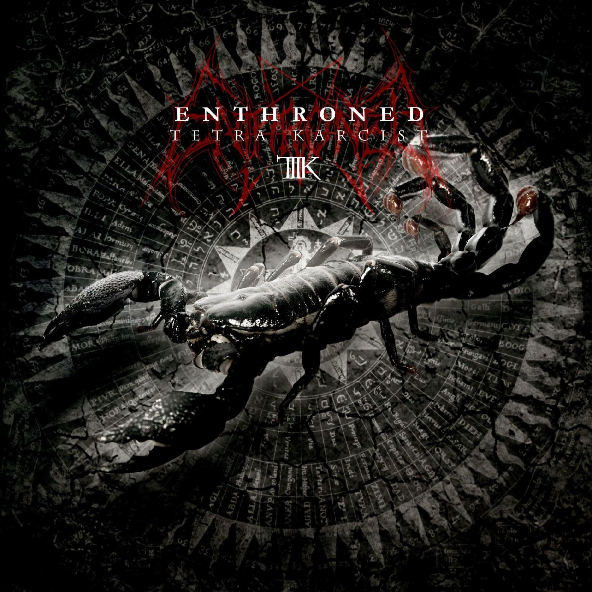 Review for Enthroned - Tetra Karcist
