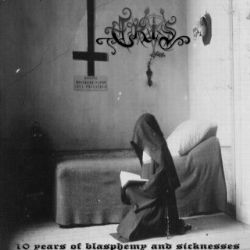 Review for Eris (SRB) - 10 Years of Blasphemy and Sicknesses