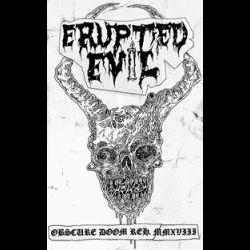 Erupted Evil - Obscure Doom