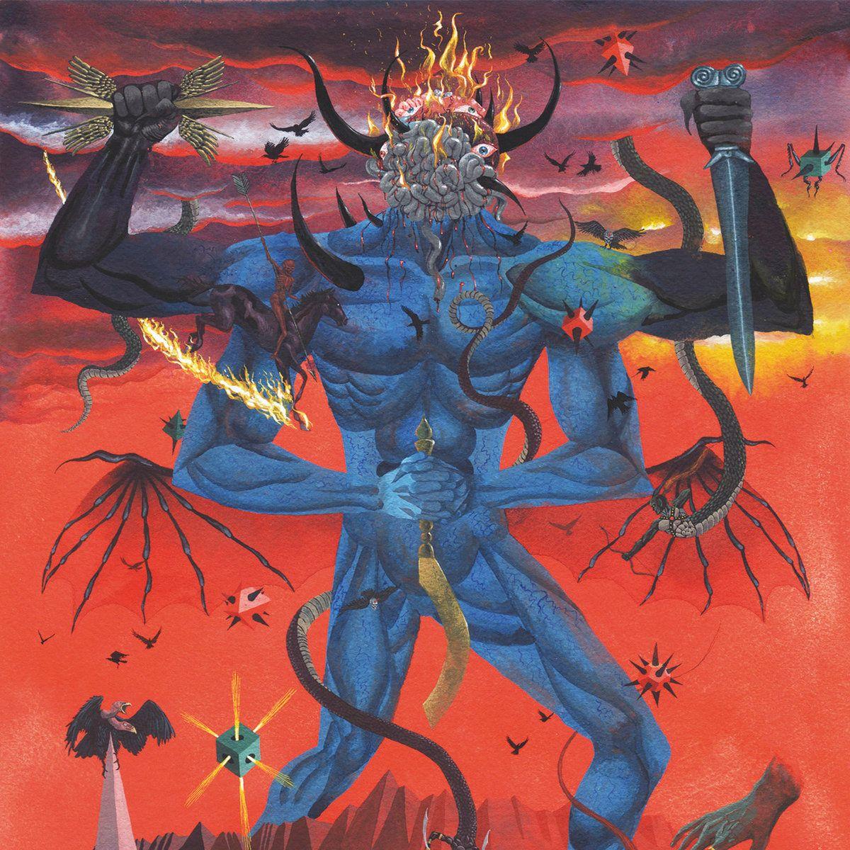 Esoctrilihum - The Telluric Ashes of the Ö Vrth Immemorial Gods