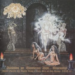 Review for Eternal Sacrifice - Iluminados por Thanatherous Aleph... Musickantiga (Macabre Operetta: The Magickal Revival of Books, Pacts and Holy Writings - Atto II)