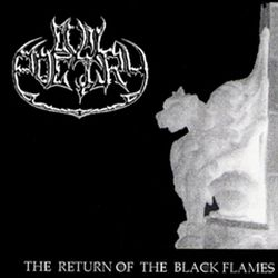 Evil Poetry - The Return of the Black Flames