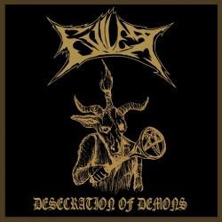 Eviler - Desecration of Demons