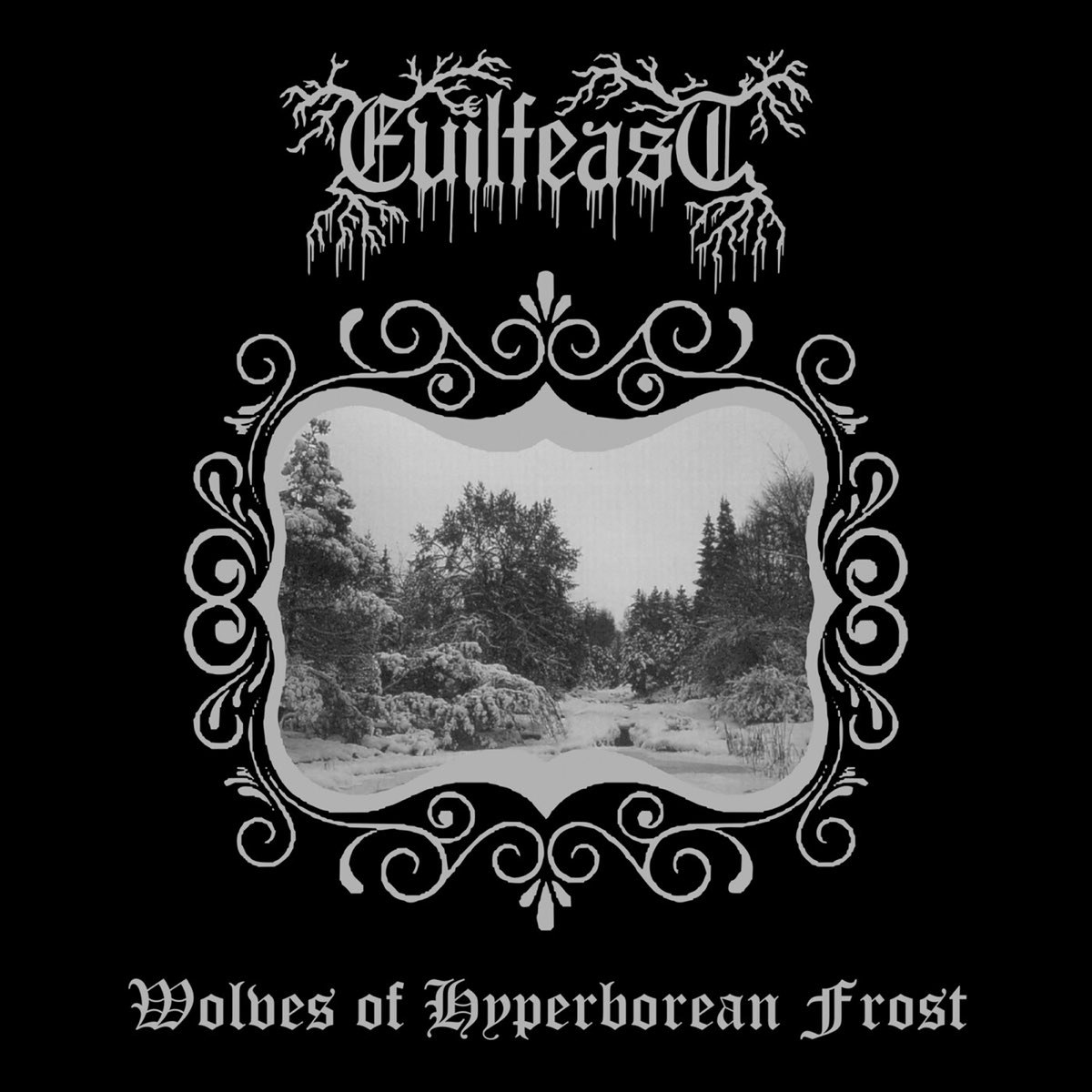 Review for Evilfeast - Wolves of Hyperborean Frost