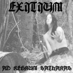 Exitium (NOR) - Ad Regnum Sathanas
