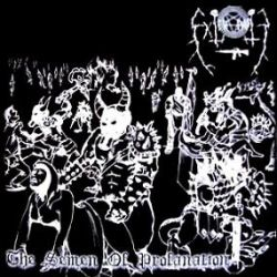 Exterminate - The Semen of Profanation