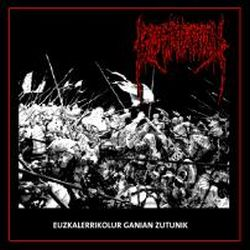 Reviews for Extirpation (ESP) - Euzkalerrikolur Ganian Zutunik