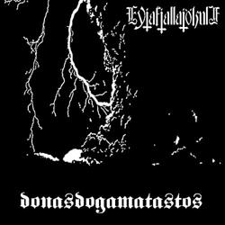 Eyjafjallajökull - Donasdogamatastos