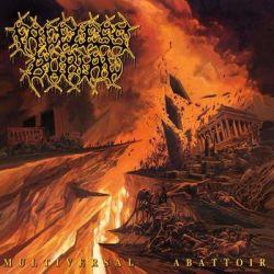 Faceless Burial - Multiversial Abattoir