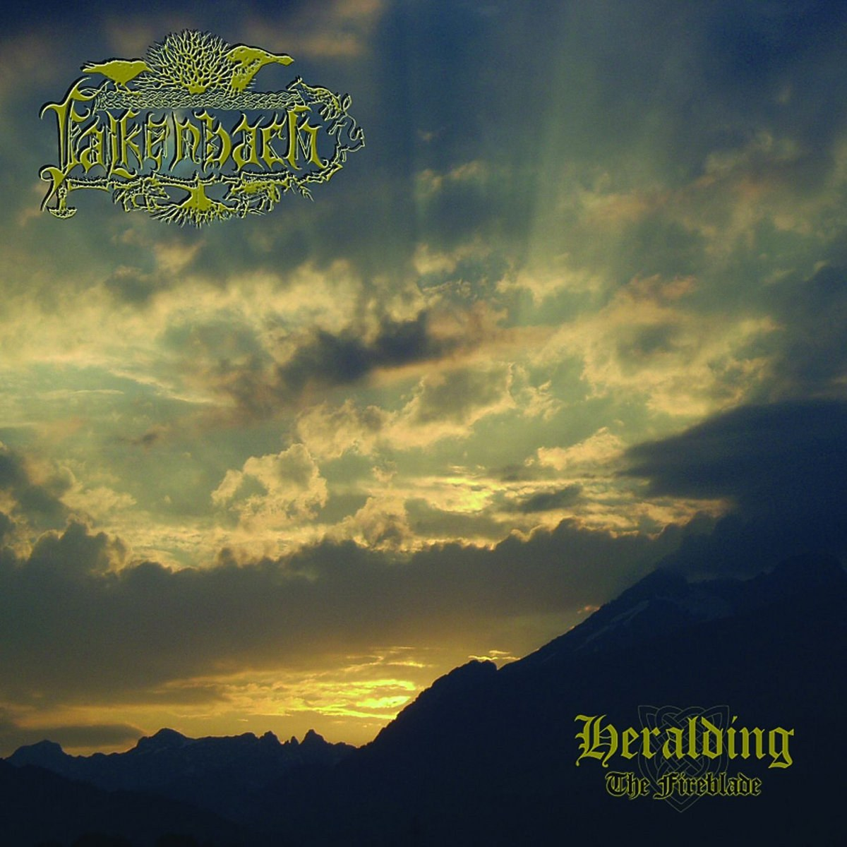 Review for Falkenbach - Heralding (The Fireblade)