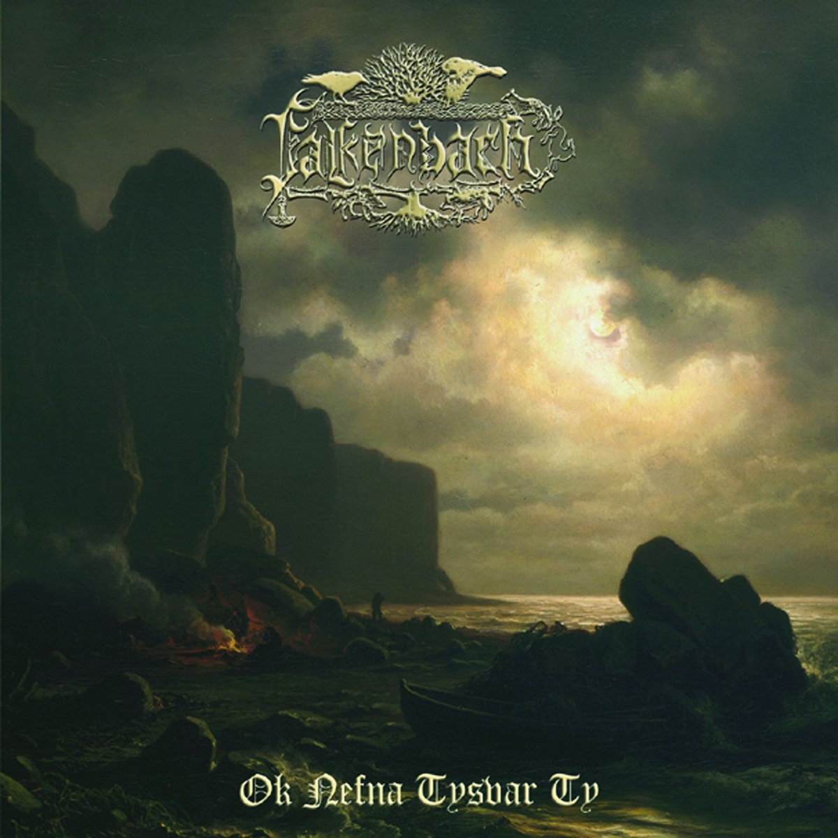 Review for Falkenbach - Ok Nefna Tysvar Ty