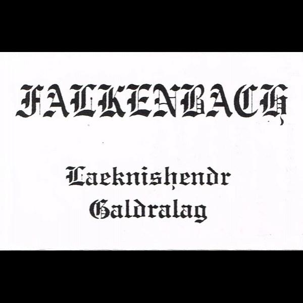 Review for Falkenbach - Promo '95