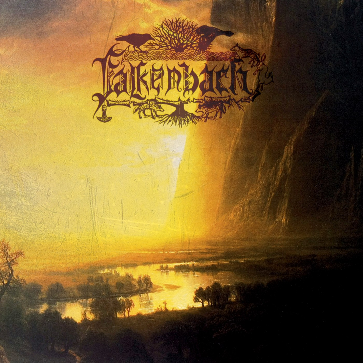 Review for Falkenbach - Tiurida