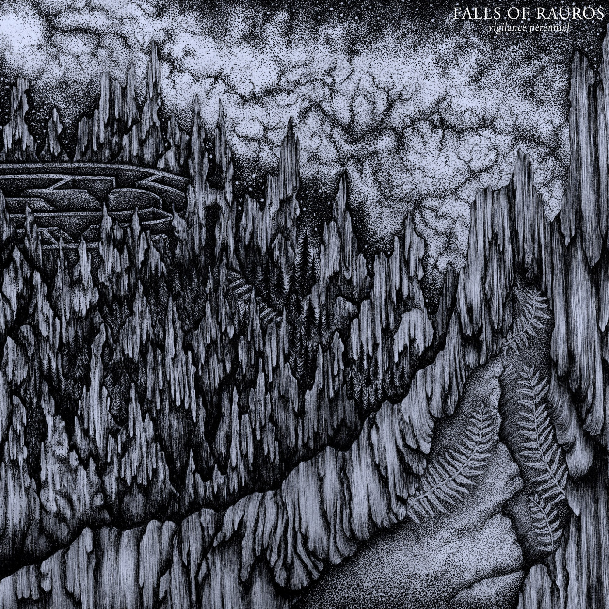 Review for Falls of Rauros - Vigilance Perennial