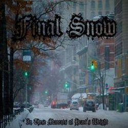 Final Snow - In These Moments of Heart's Weight